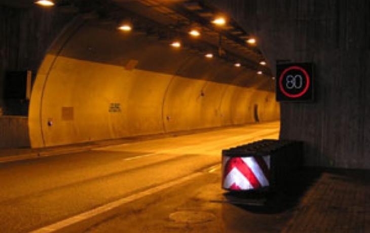 R55 povede i podzemním tunelem