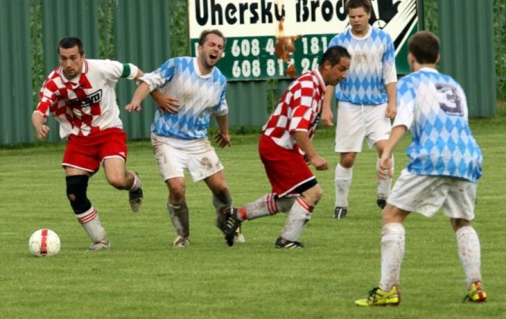 Deset gólů v Sušicích