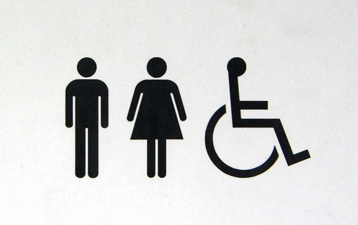 Veřejné WC má i sprchu