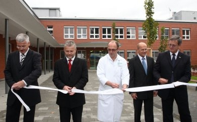 Krajské onkologické centrum otevřeno!