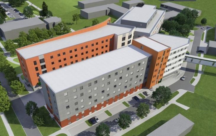Nemocnice si postaví novou internu, přijde na 295 milionů!