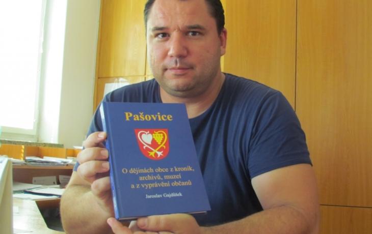 Pašovicím je 650, obyvatelé dostanou knihu