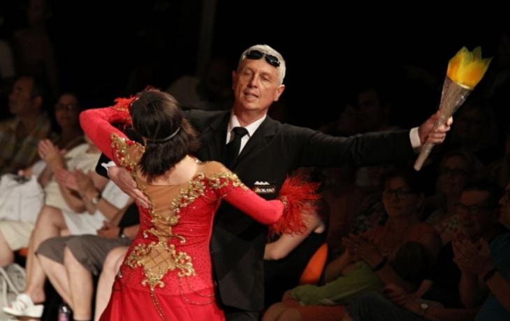 Tanečníci Rokasa se protančili na olympiádu!