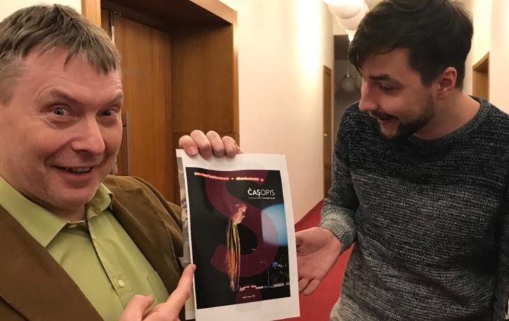 Divadlo vydává třetí číslo Časopisu