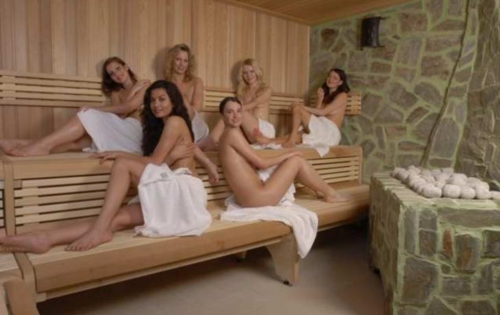 Nezdenická sauna je znovu v provozu