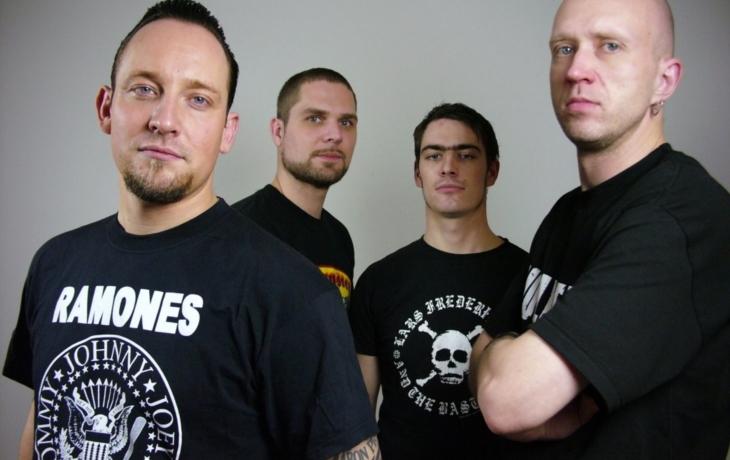 Hvězda Volbeat vstoupá vzhůru