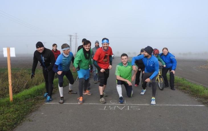PoHodový běh běžecké skupiny Kobalt a DDM Pastelka proběhl v poHodě!