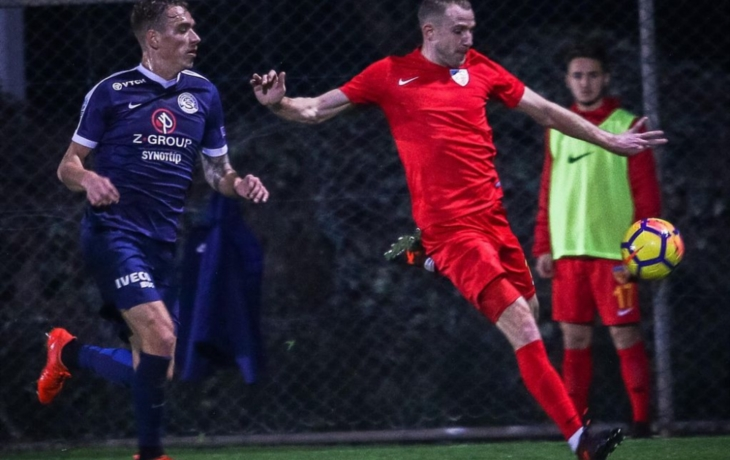 Výhra s Albánci