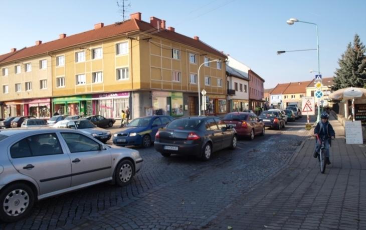 Centrum Veselí opraveno