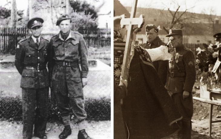 Šumice uctily válečné veterány, které komunisté vymazali z historie obce