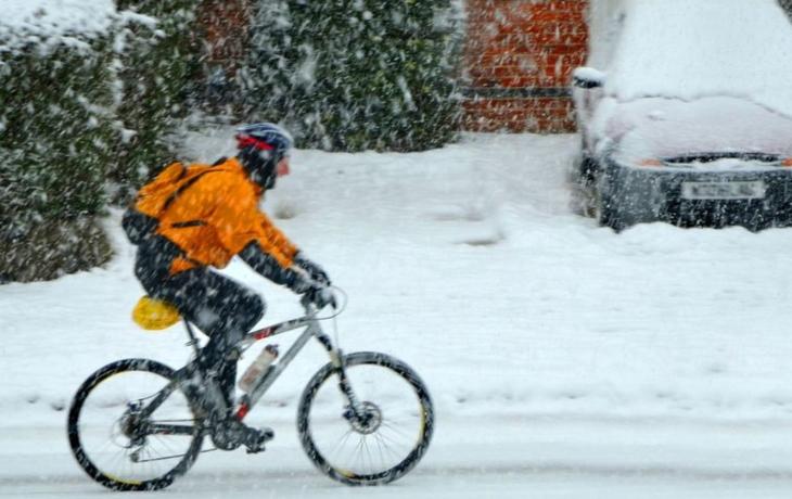 Město se v zimě postará o 156 kilometrů silnic a chodníků