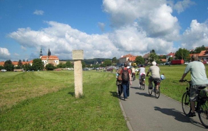 Po poutní stezce se svezou i cyklisté