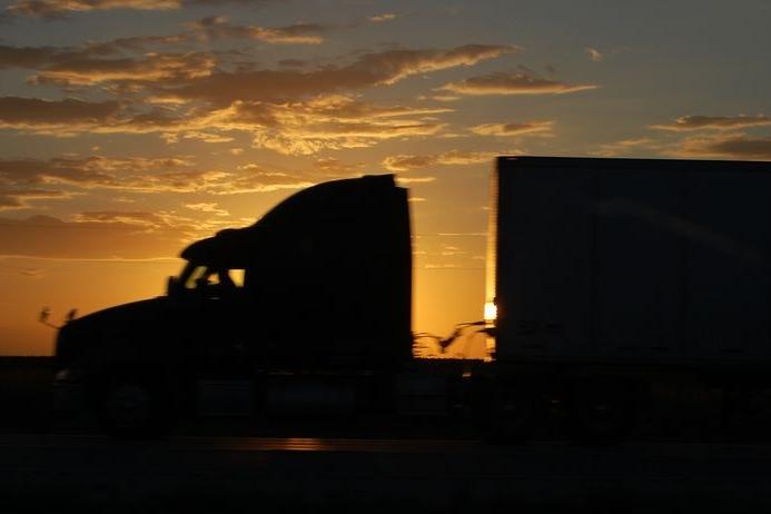 Kamiony ničí Boršice, jména řidičů se možná objeví na webu