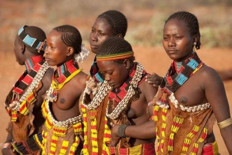 Za kmeny Etiopie