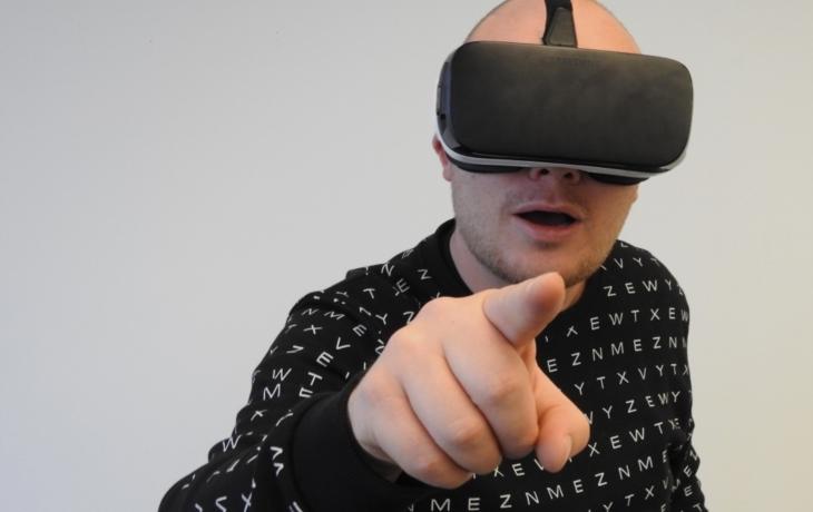 Virtuální realita otvírá brány