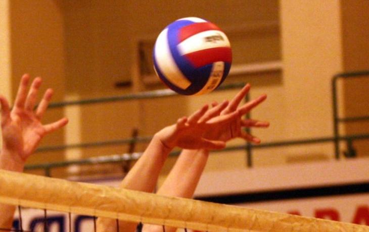Volejbalový servis