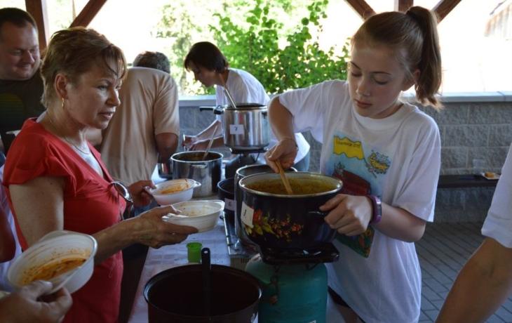 Ze Stupavského guláše se stává oblíbená tradice