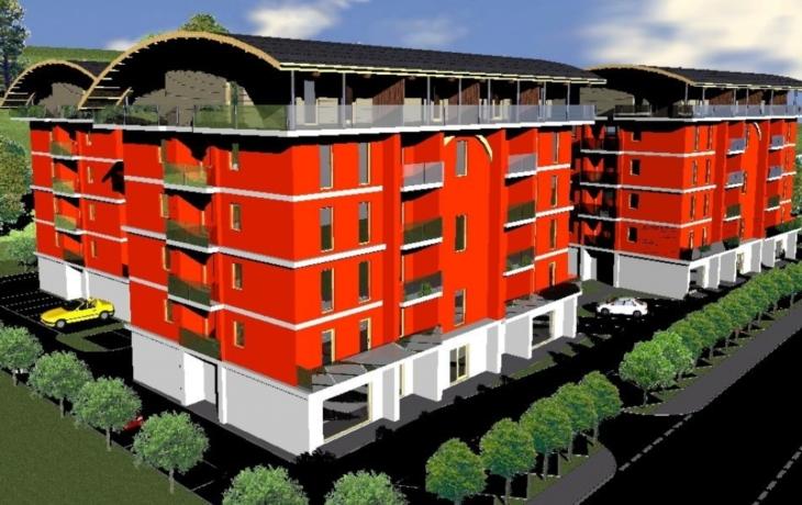 Svazácké torzo nahradí bytový komplex