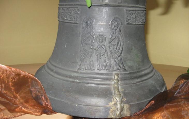 263 let starý zvon málem roztavili Němci