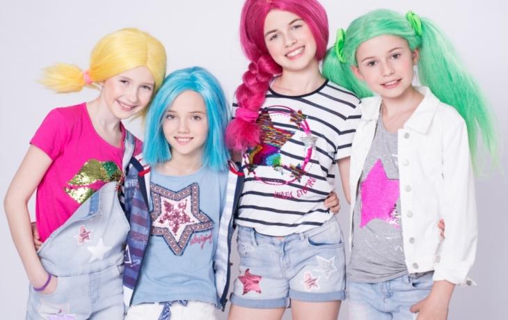Dětské hvězdy Lollypopz
