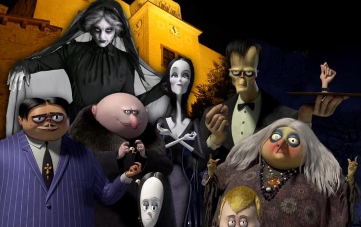 Addamsovi na Buchlově!