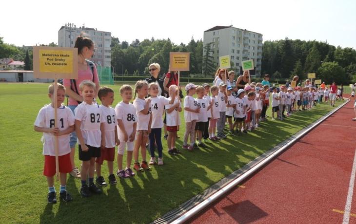 Mezinárodní sportovní hry dětí