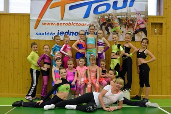 Akropolis se ve finále Aerobic Tour neztratil
