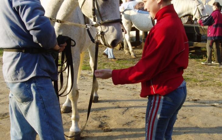 Nadace pomohla handicapované dívce