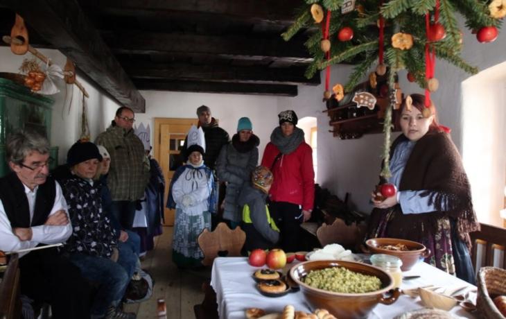 Kouzlo tradičních Vánoc