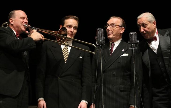 Úchvatný koncert Melody Makers vyvrcholil Rapsodií v modrém