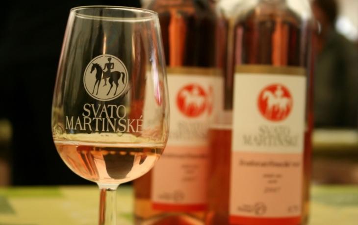 Svatomartinské víno je na světě