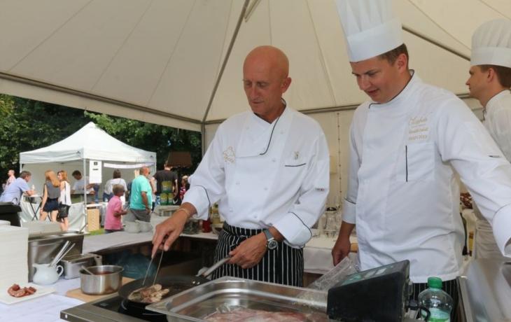 Gastronomický festival nalákal tisíce lidí