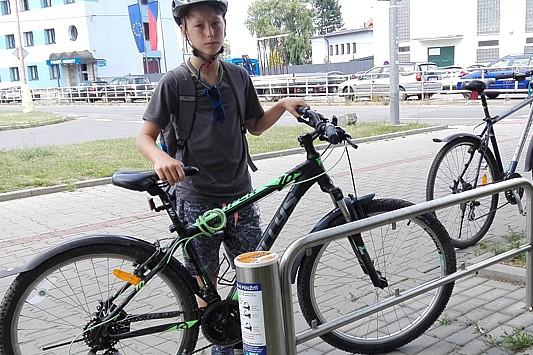 Cyklistova duše trpí, vandalové ji nešetří