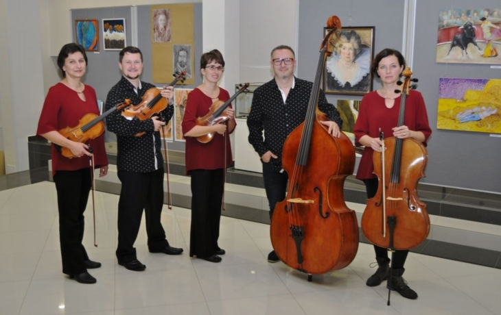 Novoroční koncert v podání Collegium Classic