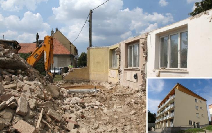 Bytové domy u staroměstského hřbitova nevyrostou, pozemky jsou na prodej!