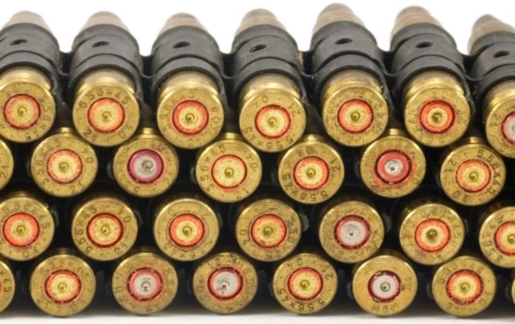Z Bojkovic stěhují na jih Čech 300 tun munice
