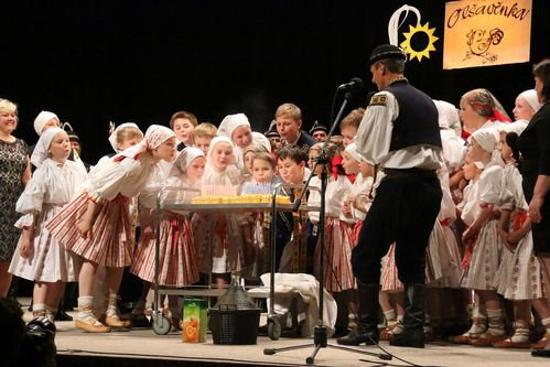 Olšavěnka oslavila šedesátiny