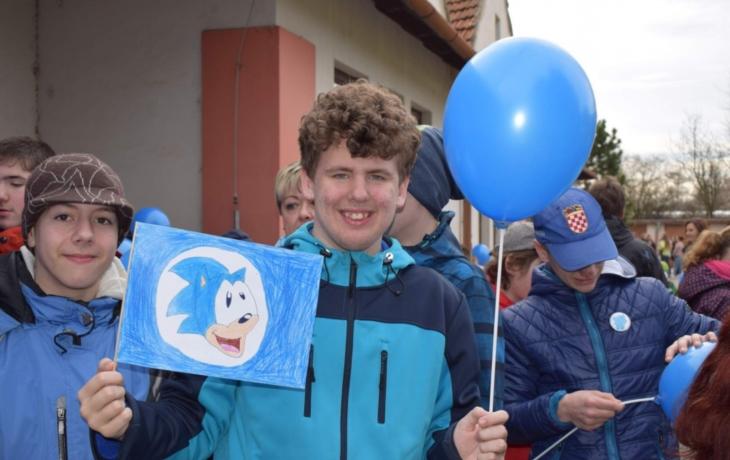Uherské Hradiště si dnes připomene Světový den porozumění autismu!