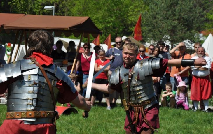 Historický festival, díl druhý