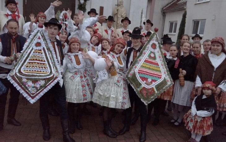 Chorvaté hodovali v rodišti svým předků
