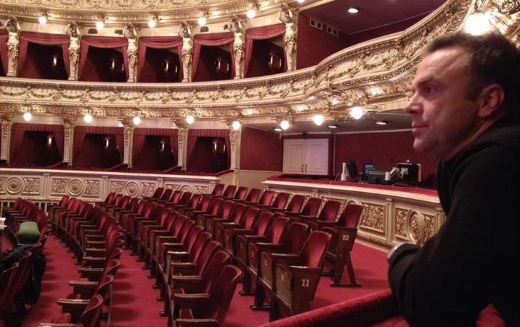 Tomáš Šulaj zazářil v Národním divadle