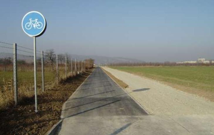 Cyklisté v Brodě mají další stezku