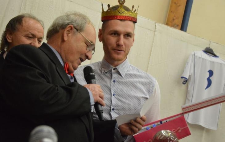 Fotbalovým králem zvolen Popelka