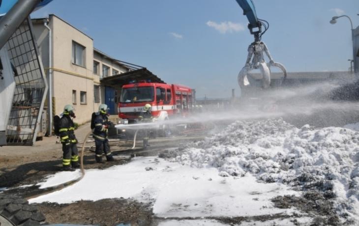 Požár připomněl tragédii z léta 2007