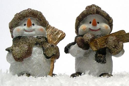 Sněhuláci pro Afriku čekají na sníh
