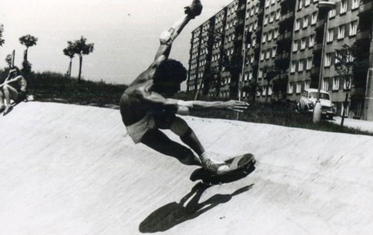 Pamatujete si začátky skateboardingu?