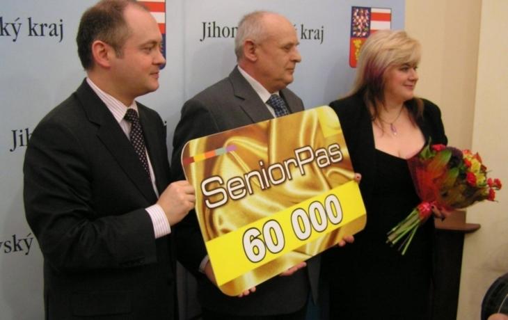 Senior pasy už má 60 tisíc lidí