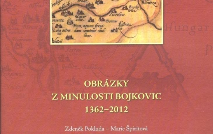 Obrázky z minulosti Bojkovic