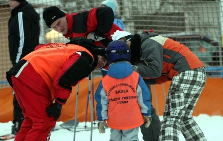 Jak se zbavit starých návyků v lyžování