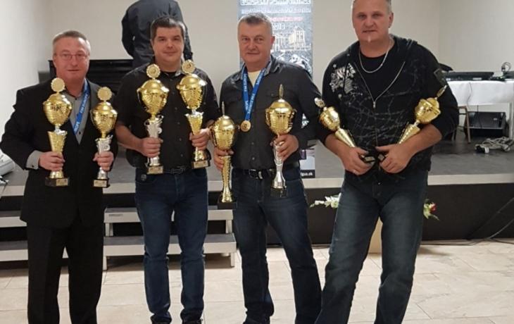 Závodníci ze Slovácka sbírali vavříny v Evropě i na Slovensku